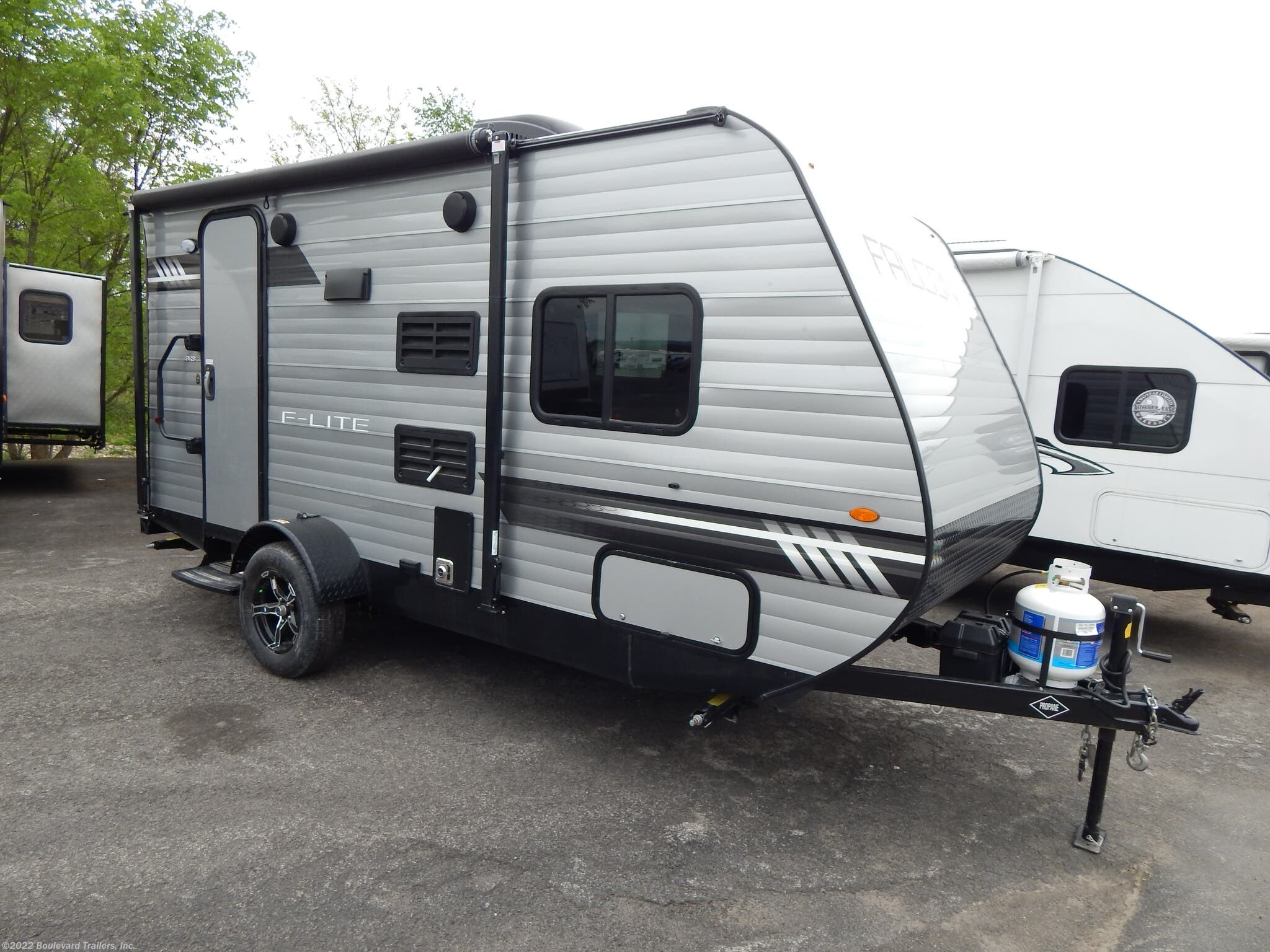 2020 Travel Lite RV Falcon 18RB for Sale in Whitesboro, NY 13492 | 2