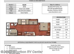 New 2018  Gulf Stream Ameri-Lite 255BH by Gulf Stream from Bourbon RV Center in Bourbon, MO