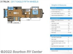New 2018  Jayco Eagle 317RLOK by Jayco from Bourbon RV Center in Bourbon, MO