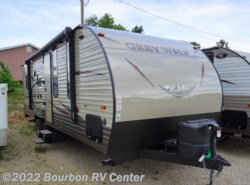 Used 2017  Forest River Grey Wolf 22RR by Forest River from Bourbon RV Center in Bourbon, MO