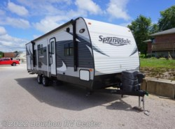 Used 2015  Keystone Springdale 287RB by Keystone from Bourbon RV Center in Bourbon, MO