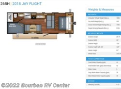 New 2018  Jayco Jay Flight 26BH by Jayco from Bourbon RV Center in Bourbon, MO