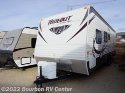 Used 2013 Keystone Hideout 26B available in Bourbon, Missouri