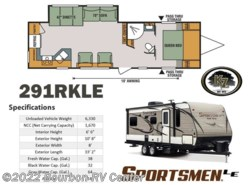 New 2019  K-Z Sportsmen LE 291RKLE by K-Z from Bourbon RV Center in Bourbon, MO