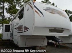 Used 2009  Forest River  Copper Canyon 360FWQRI by Forest River from Brown's RV Superstore in Mcbee, SC