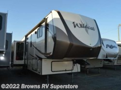 New 2017  Forest River Wildcat 32WB by Forest River from Brown's RV Superstore in Mcbee, SC