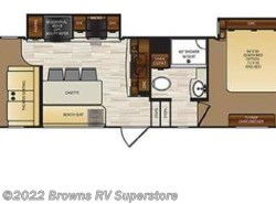 New 2017  Forest River Wildcat 35WB by Forest River from Brown's RV Superstore in Mcbee, SC