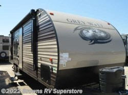 New 2018  Forest River Grey Wolf 26DJSE by Forest River from Brown's RV Superstore in Mcbee, SC