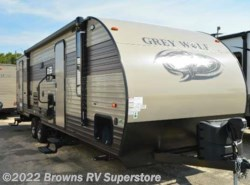 New 2017 Forest River Grey Wolf 26DBH available in Mcbee, South Carolina