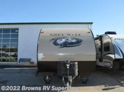 New 2018  Forest River Grey Wolf 20RDSE by Forest River from Brown's RV Superstore in Mcbee, SC