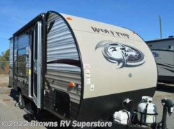 Used 2015  Forest River Cherokee Wolf Pup 16FQ by Forest River from Brown's RV Superstore in Mcbee, SC