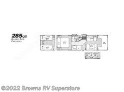 Used 1998  Coachmen Pathfinder 285 by Coachmen from Brown's RV Superstore in Mcbee, SC