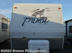 Used 2007  Palomino Puma 31-DSBH by Palomino from Brown's RV Superstore in Mcbee, SC