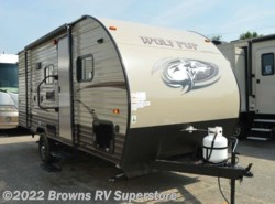 New 2018  Cherokee  Wolf Pup 18TO by Cherokee from Browns RV Superstore in Mcbee, SC