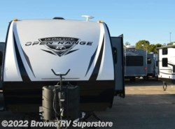 New 2018  Open Range  2510BH by Open Range from Browns RV Superstore in Mcbee, SC