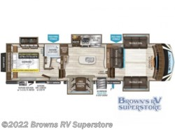 New 2018  Grand Design Solitude 374TH-R by Grand Design from Browns RV Superstore in Mcbee, SC