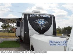 New 2018  Highland Ridge Highlander HT31RGR by Highland Ridge from Browns RV Superstore in Mcbee, SC