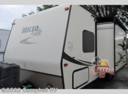 Used 2016  Forest River Flagstaff Micro Lite 25KS by Forest River from Campbell RV in Sarasota, FL
