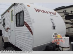 Used 2011  Forest River Cherokee Wolf Pup 17P by Forest River from Campbell RV in Sarasota, FL