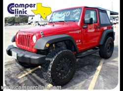 Used 2009  Livin' Lite Jeep WRANGLER by Livin' Lite from Camper Clinic, Inc. in Rockport, TX