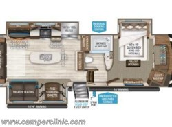 New 2018  Grand Design Solitude 310GK by Grand Design from Camper Clinic, Inc. in Rockport, TX