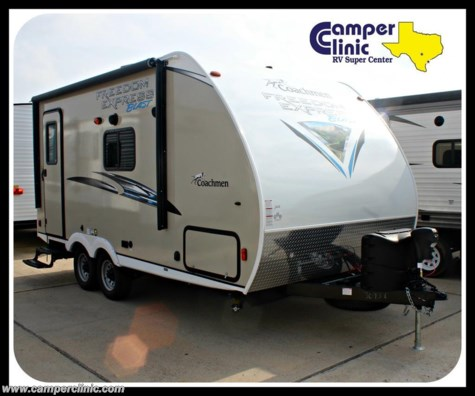 2018 Coachmen Freedom Express 17BLSE