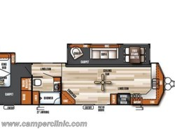 New 2018  Forest River Salem VILLA 393RLT by Forest River from Camper Clinic, Inc. in Rockport, TX