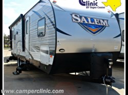 New 2018  Forest River Salem FOREST R IVER SALEM SALEM 28RLDS by Forest River from Camper Clinic, Inc. in Rockport, TX