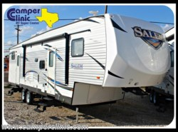 New 2018  Forest River Salem 33BHOK by Forest River from Camper Clinic, Inc. in Rockport, TX