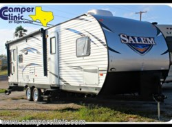 New 2018  Forest River Salem 28RLDS by Forest River from Camper Clinic, Inc. in Rockport, TX