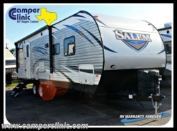 New 2018  Forest River Salem 27DBK1 by Forest River from Camper Clinic, Inc. in Rockport, TX