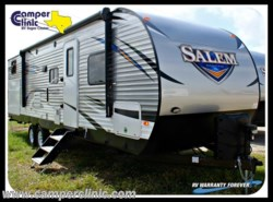 New 2018  Forest River Salem T30QBSS by Forest River from Camper Clinic, Inc. in Rockport, TX