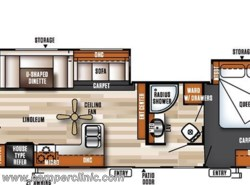 New 2018  Forest River Salem Villa VILLA 426-2B by Forest River from Camper Clinic, Inc. in Rockport, TX