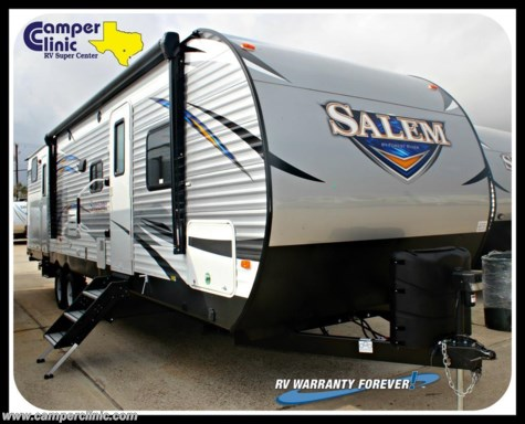 2018 Forest River Salem 32BHBS