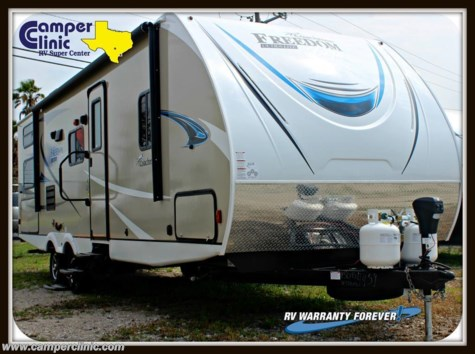 2018 Coachmen Freedom Express LTZ 275BHS