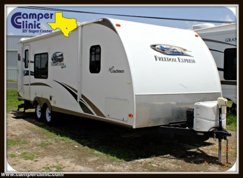 2013 Coachmen Freedom Express 246 RKS