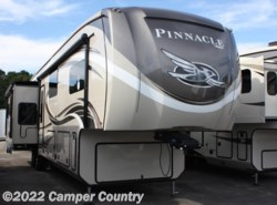 New 2018  Jayco Pinnacle 37MDQS by Jayco from Camper Country in Myrtle Beach, SC