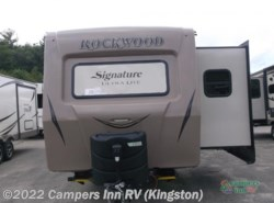New 2016 Forest River Rockwood Signature Ultra Lite 8329SS available in Kingston, New Hampshire