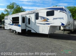 Used 2011  Keystone Raptor 400RBG by Keystone from Campers Inn RV in Kingston, NH