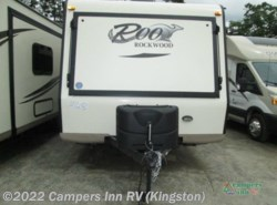 New 2018  Forest River Rockwood Roo 19 by Forest River from Campers Inn RV in Kingston, NH