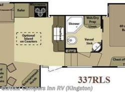 Used 2010  Highland Ridge  Open Range RV 337RLS by Highland Ridge from Campers Inn RV in Kingston, NH