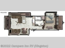 New 2018  Highland Ridge Mesa Ridge MR324RES by Highland Ridge from Campers Inn RV in Kingston, NH