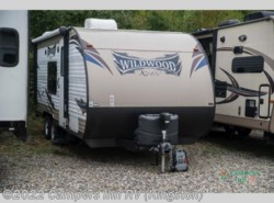Used 2016  Forest River Wildwood 201BHXL by Forest River from Campers Inn RV in Kingston, NH