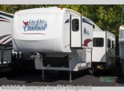 Used 2006  Forest River Cardinal 31BHLE by Forest River from Campers Inn RV in Kingston, NH