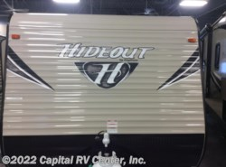New 2017  Keystone Hideout 175LHS by Keystone from Capital RV Center, Inc. in Minot, ND