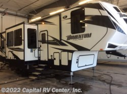 New 2017  Grand Design Momentum 349M by Grand Design from Capital RV Center, Inc. in Minot, ND