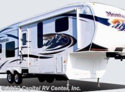 Used 2010  Keystone Montana Hickory 3665RE