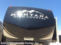 New 2018  Keystone Montana High Country 362RD by Keystone from Capital RV Center, Inc. in Minot, ND