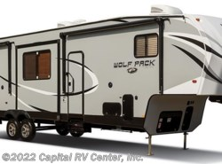New 2018  Forest River Wolf Pack 315PACK12 by Forest River from Capital RV Center, Inc. in Minot, ND