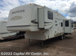 Used 2007  Keystone Mountaineer 344RET by Keystone from Capital RV Center, Inc. in Minot, ND